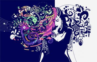 Bizarre Hallucinations by mixmasterangel
