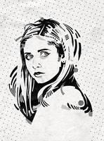Buffy the Slayer by mixmasterangel