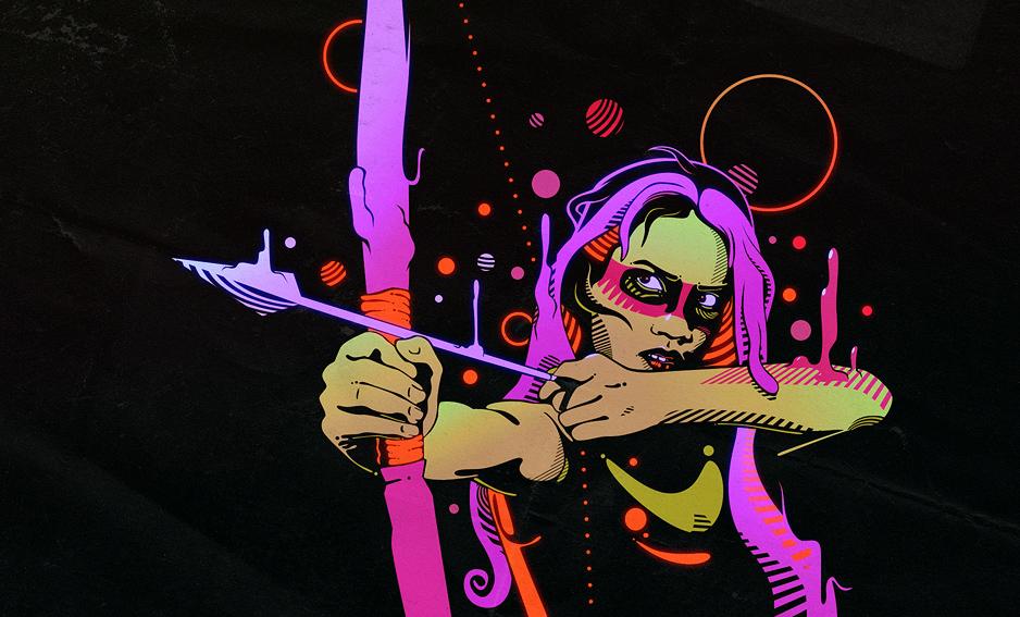 Hunter by mixmasterangel