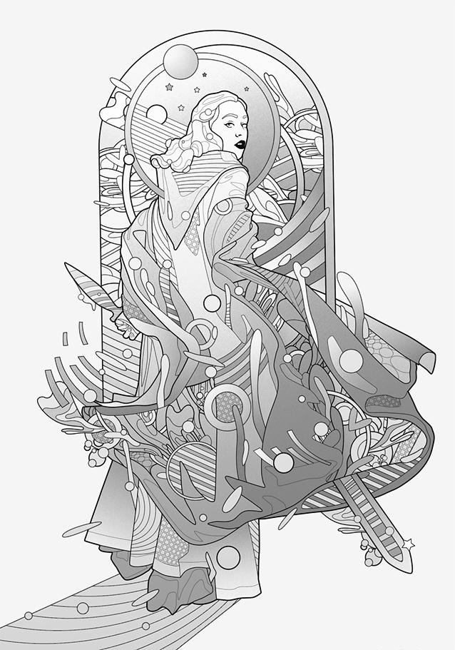 Cloak and Dagger by mixmasterangel