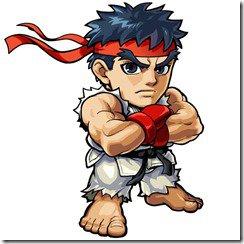 Ryu Mini Render by FirionPrime