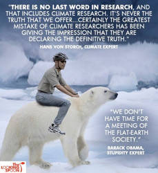 Experts Speak Out About Global Warming by Kajm