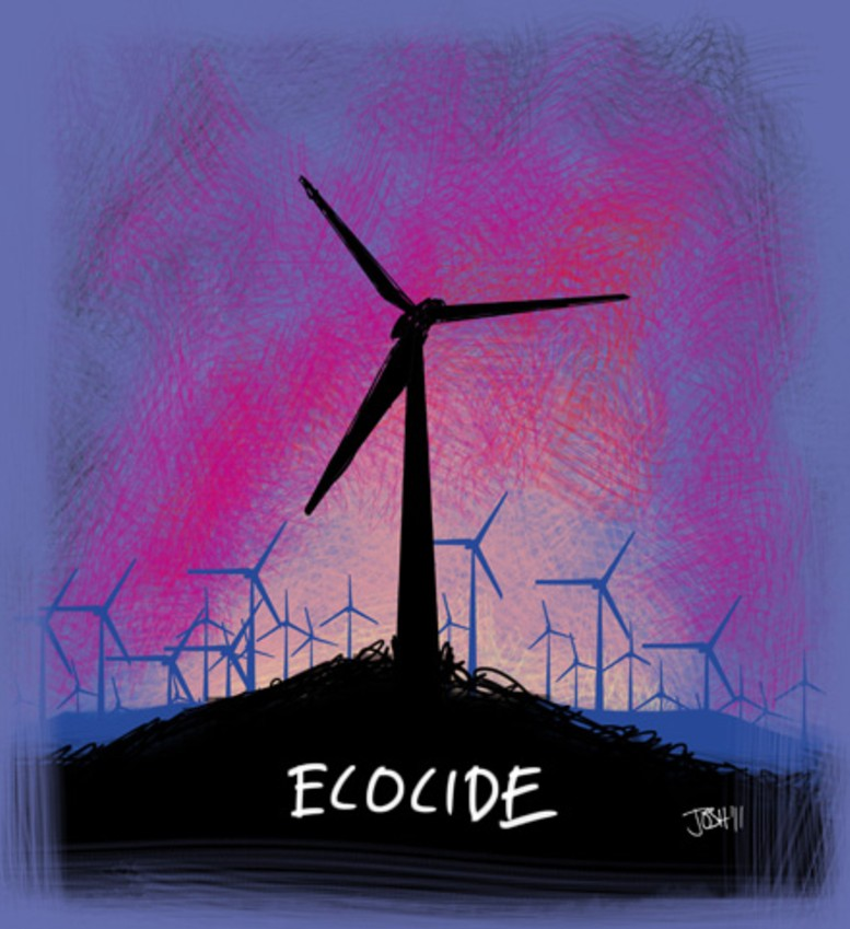 Ecocide by Kajm