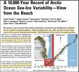 Arctic-10000-year-ice by Kajm