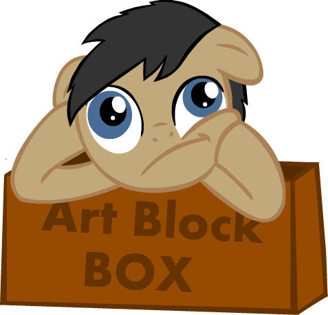 Art Block Box by Cogs-Fixmore