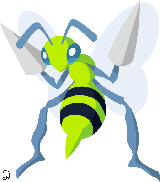 BeeDrill No outline by Cogs-Fixmore
