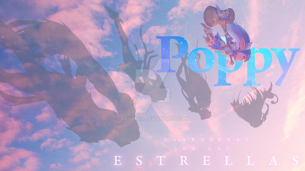 Star Guardians - Poppy Wallpaper by roxa1314