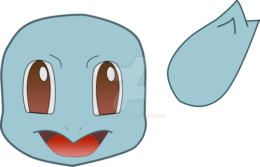 Squirtle - Pokemon by roxa1314