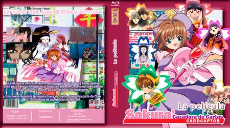 Sakura Cazadora de Cartas Pelcula 1 Bluray