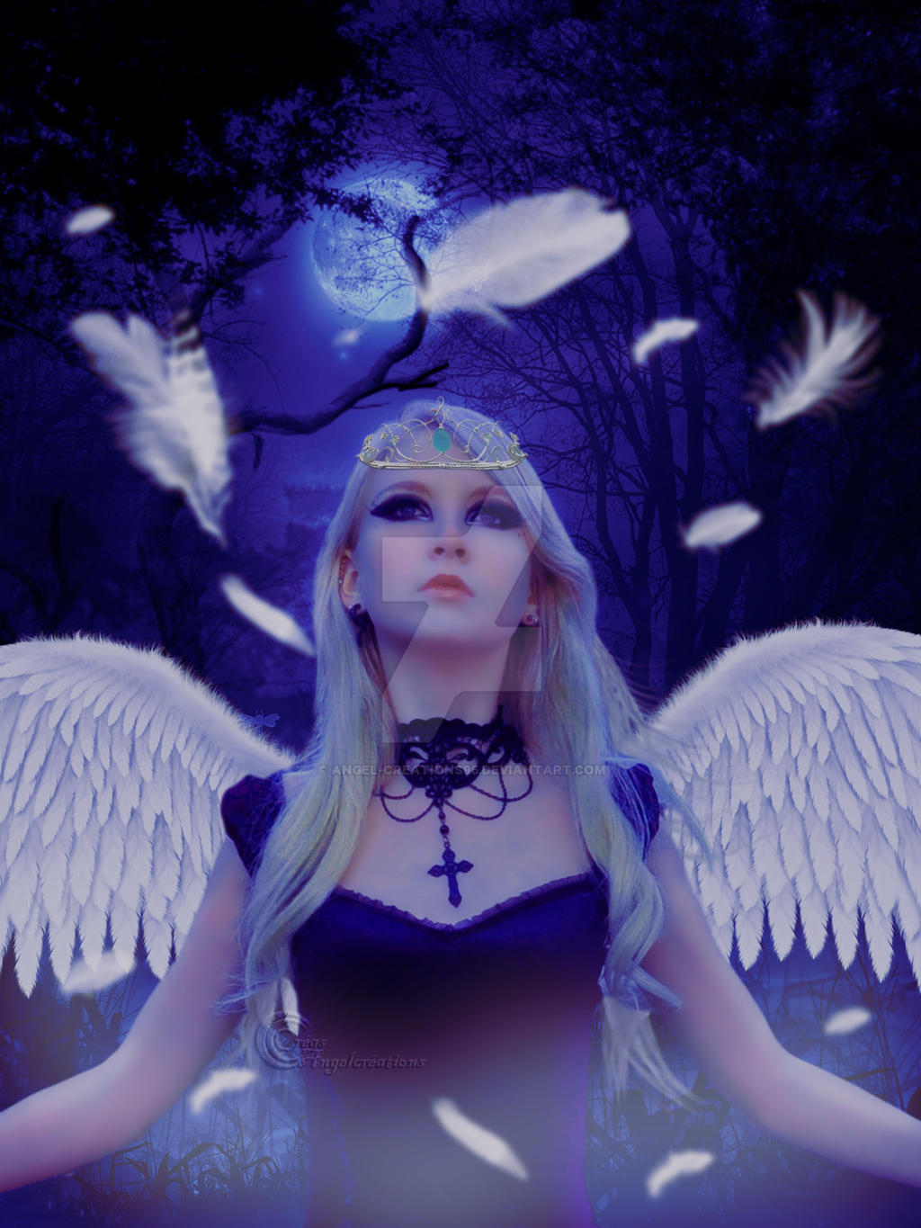 The Angel by Angel-Creations95