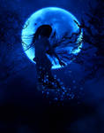 Moon fairy by Angel-Creations95