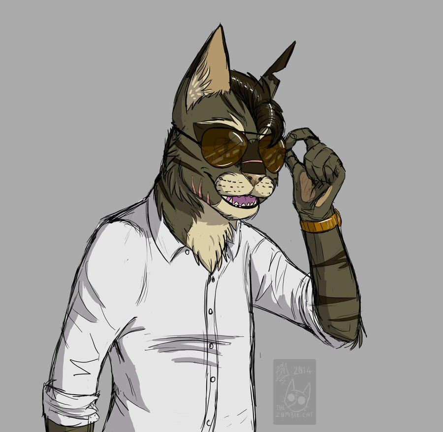 Aviator by THE-Z0MBIE-CAT