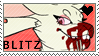 Blitz Stamp by DrZombieFox