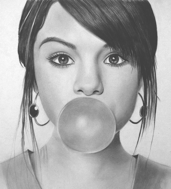Selena Gomez by thanhphucluong