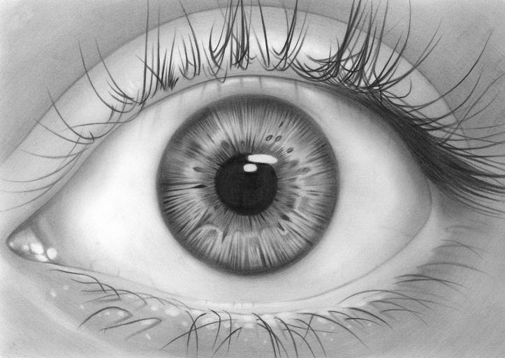 Eye by thanhphucluong