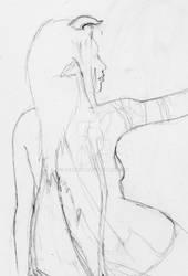 Iria Low detail Sketch 2