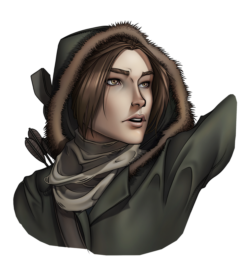 Rise of the Tomb Raider - Colours by R0DV14S04M3N