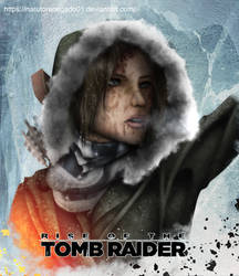 Rise of the Tomb Raider by R0DV14S04M3N