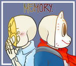 [Comic Cover Page] Memory