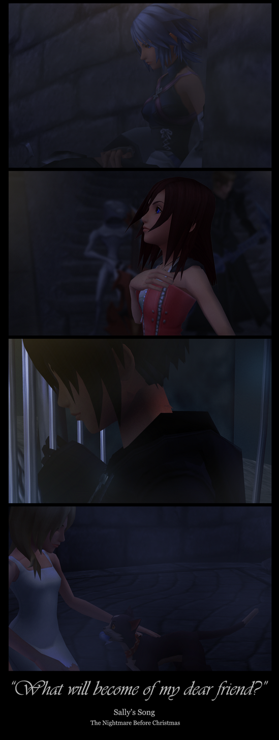 DS-KH - Sally\'s Song by JointOperation on DeviantArt