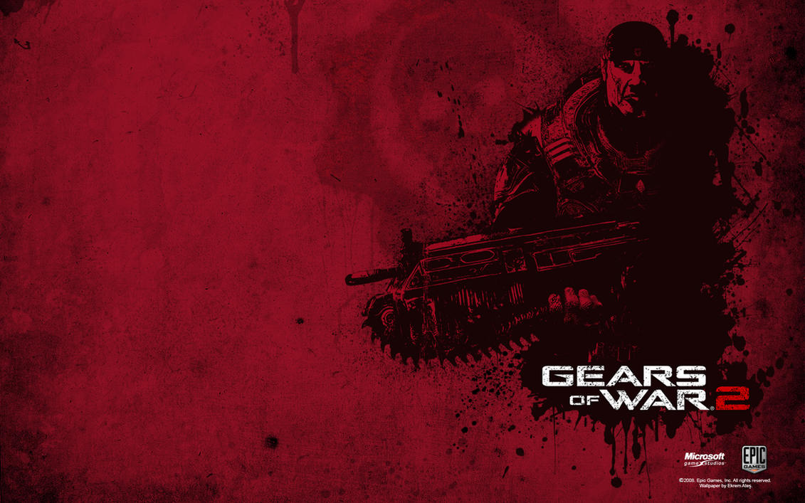 Gears of War 2 Wallpaper by korsaneko