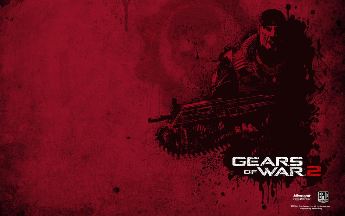 Gears of War 2 Wallpaper by korsaneko