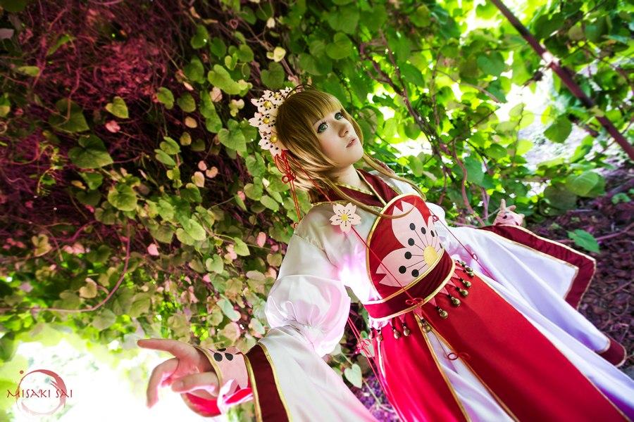 Sakura hime by LydiaCarlton