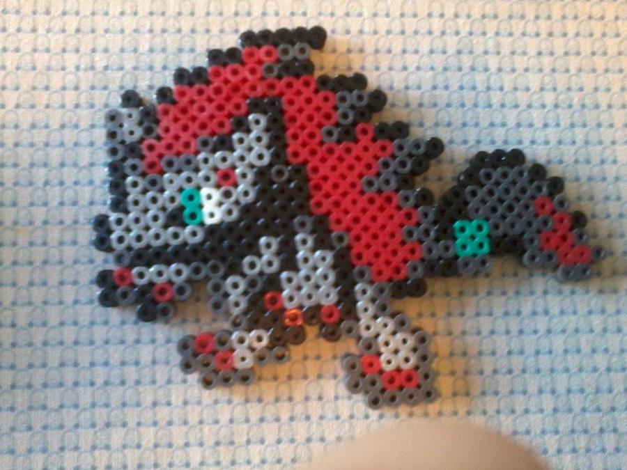 Zoroark Sprite Sheet Zoroark Bead toy by