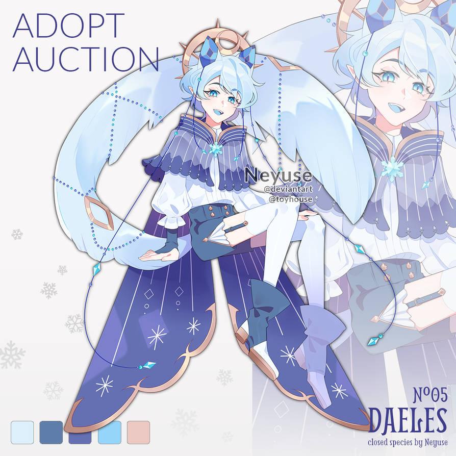 Auction - Daeles 05 (CLOSED)