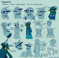 Show me the forbidden model sheets