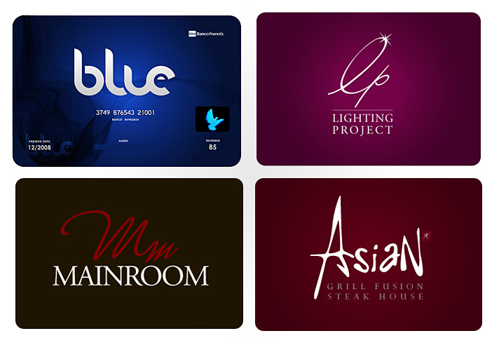 Logos by Kaiodesign