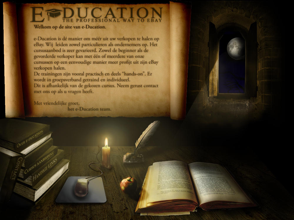 E-Ducation by eightball