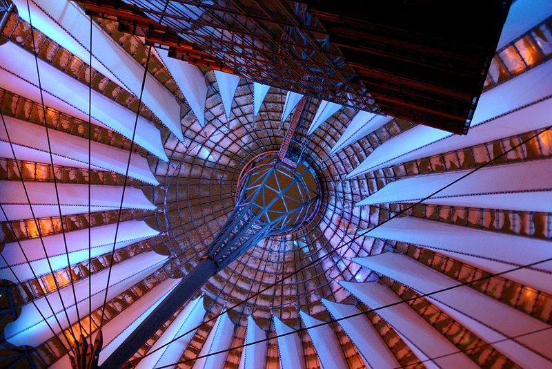Sony Center by eightball