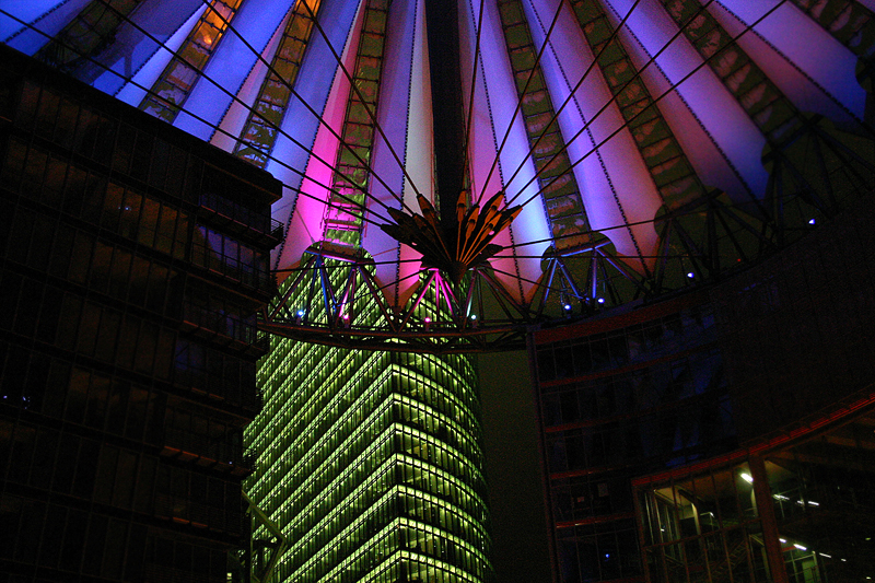 Sony Center 2 by eightball