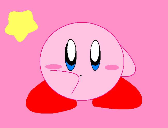 Kirby by LovelyKirbyGirly