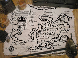 Deviant Map entry by Vynnx