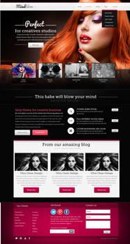 BlackSwan Creative Theme