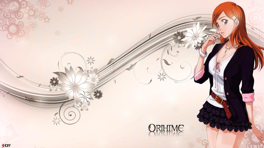 Inoue Orihime by Toyboj