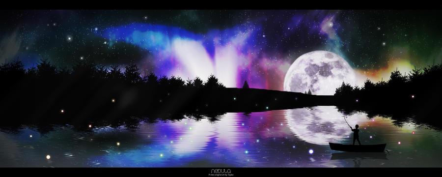 Nebula by Toyboj