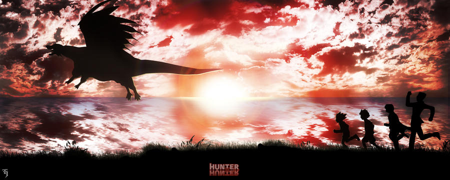 HunterXHunter by Toyboj
