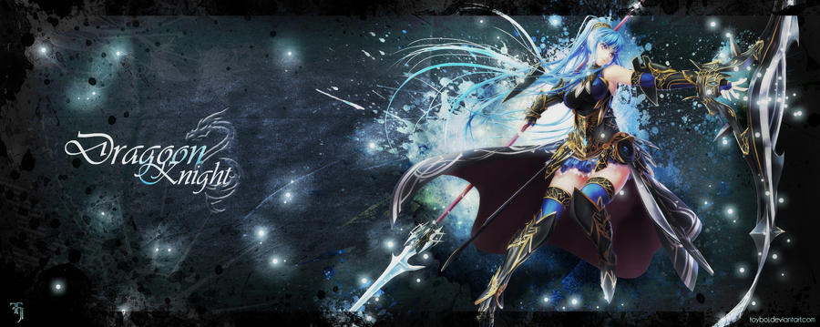 Dragoon Knight by Toyboj