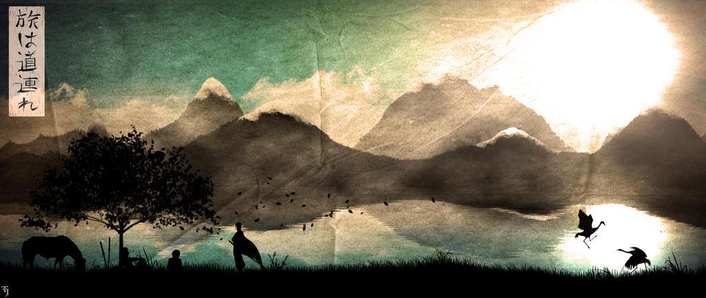 The Journey by Toyboj
