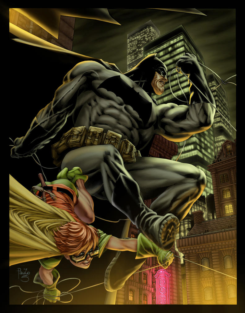 Dark Knight Returns by vic55b