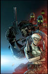 metalgear solid cover by timtownsend color alts.