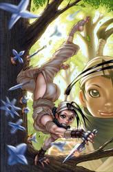 Ibuki By Adamwarren By Artmunki vic55b colors by vic55b
