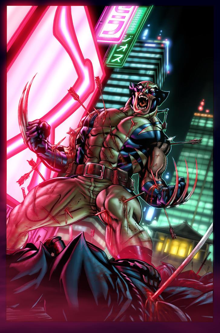 Wolverine Tokyo Flats Trinitymathews_colors vic55b by vic55b