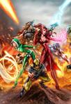 Uncanny Avengers Colors