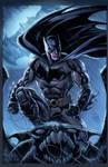 Batman Commission 1 By Joeprado2010 D6axtso