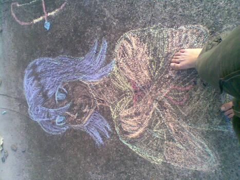 Chalk Rukia