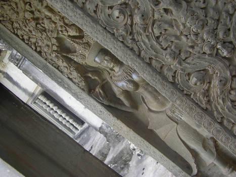Temple Apsara